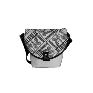 Jazzy Bag Courier Bag