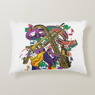 JAZZy Decorative Pillow