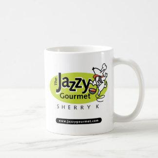 Jazzy Gourmet Mug