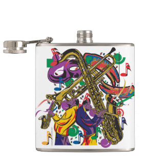 JAZZy Hip Flask