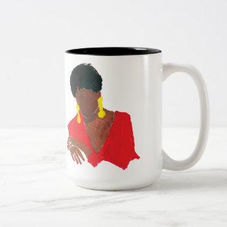 Jazzy Lady Classic Mug