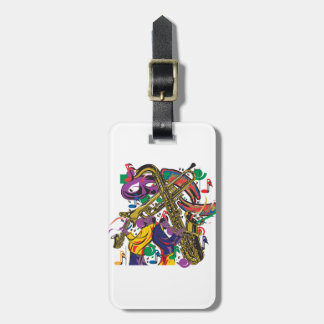 JAZZy Luggage Tag