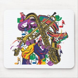 JAZZy Mouse Pad