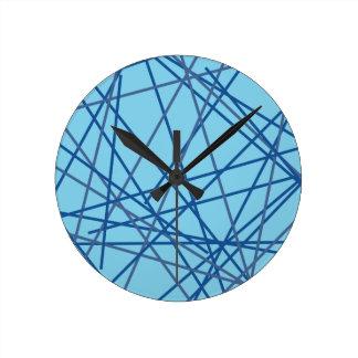 Jazzy Retro Clock