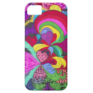 Jazzy Sun iPhone 5 Cases