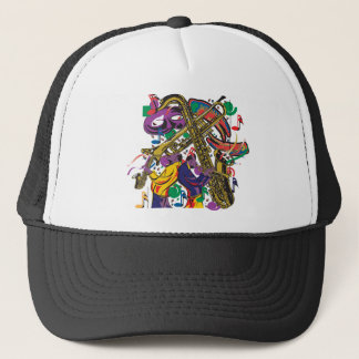 JAZZy Trucker Hat