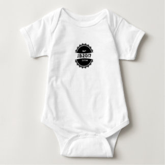 jb2017 02 baby one-piece MAY edition Baby Bodysuit