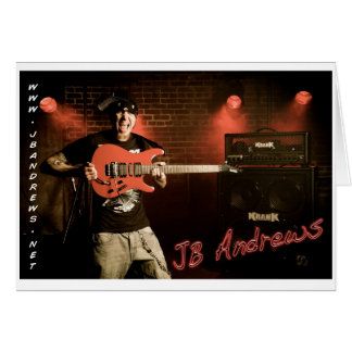 JB Andrews Card