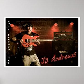JB Andrews Poster A