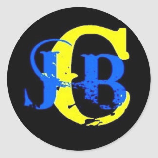 JBC Logo small Sticker