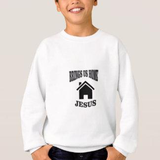 JC brings us home Sweatshirt