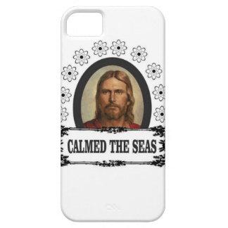 jc calmed the seas iPhone 5 cases