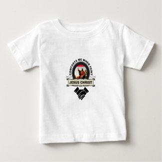 jc comforts me when faint baby T-Shirt