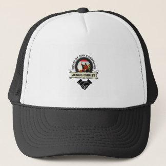 Jc hear souls complaint trucker hat