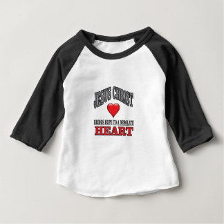 JC hope to a desolate heart Baby T-Shirt