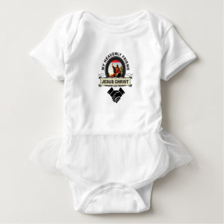 JC my heavenly friend Baby Bodysuit