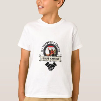 JC my heavenly friend T-Shirt