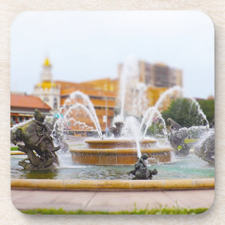 JC Nichols Fountain Country Club Plaza KC Coaster