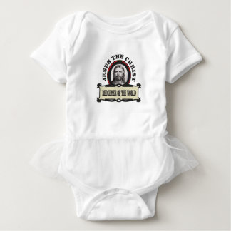 JC redeemer of the world Baby Bodysuit