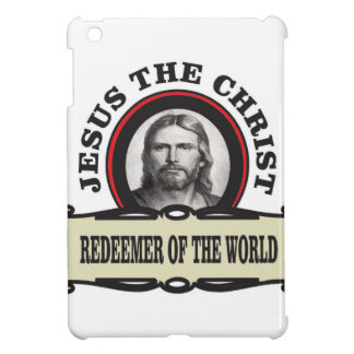 JC redeemer of the world Case For The iPad Mini