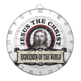 JC redeemer of the world Dartboard
