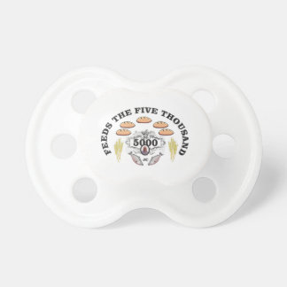 JC ring of miracles Pacifier