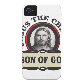 jc son of god iPhone 4 case