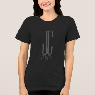 JC SuperStar - in black relax fit T-Shirt