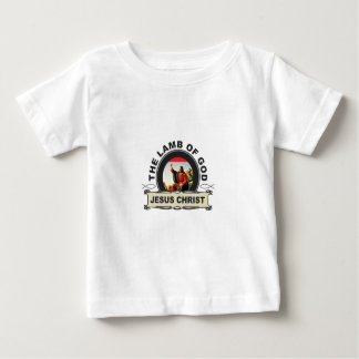 jc the lamb of god baby T-Shirt