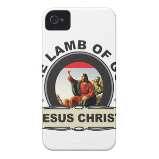 jc the lamb of god iPhone 4 Case-Mate case
