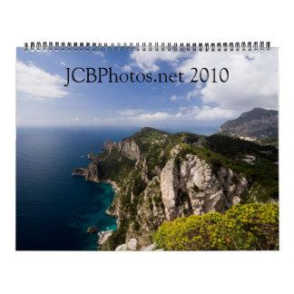 JCBPhotos.net 2010 version 1 Calendar