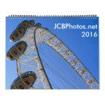 JCBPhotos.net 2016 Calendar