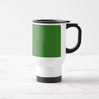 JD Green TEMPLATE Blank DIY add TEXT PHOTO 15 Oz Stainless Steel Travel Mug