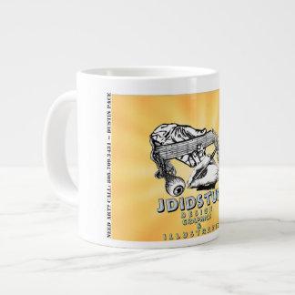 JDiDStuff Jumbo Coffee Mug