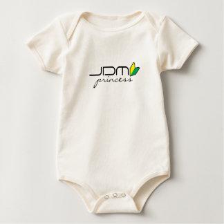 JDM Princess Soshinoya Logo Baby Bodysuits