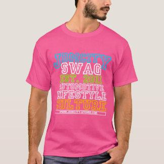 JDM University Pink Mens T-Shirt