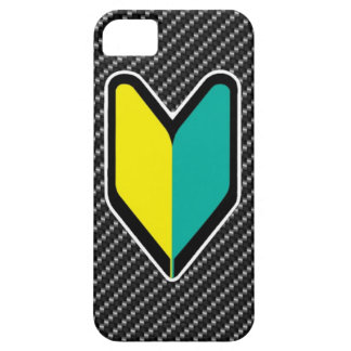 JDM Wakaba mark Japanese domestic motor car auto d Case For The iPhone 5