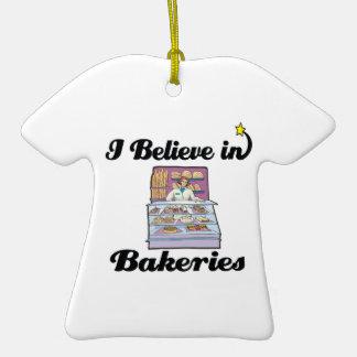 je crois aux boulangeries décorations de noël
