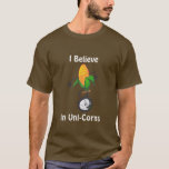 Je crois aux Uni-Grains T-shirt