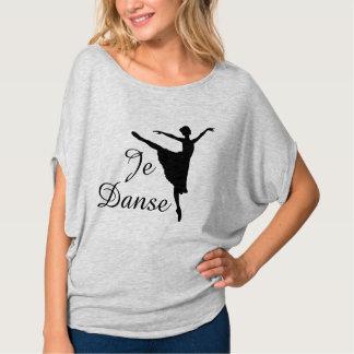 Je Danse Ballet (I dance) T-Shirt