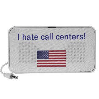 Je déteste des centres d attention téléphonique