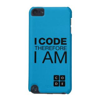 Je me code par conséquent suis coque iPod touch 5G