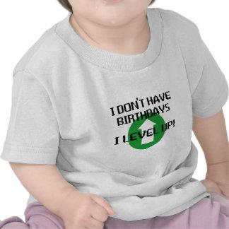 Je n ai pas des anniversaires… t-shirts