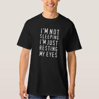 Je ne dors pas tee shirts