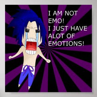 Je ne suis pas affiche d Emo