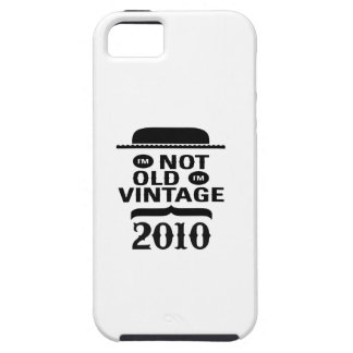Je ne suis pas vieux j ai 2010 ans vintage iPhone 5 case