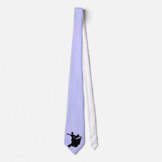 Je serais plutôt danse de salon cravates personnalisées