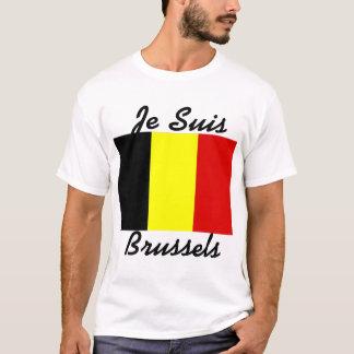 Je Suis Brussels T-Shirt