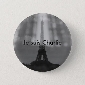 Je Suis Charlie Button