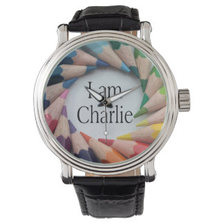 Je Suis Charlie Wrist Watches